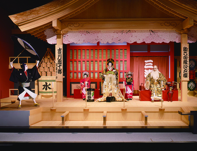 E9 _ Theatres and Pleasure Quarters _ Sukeroku on Stage