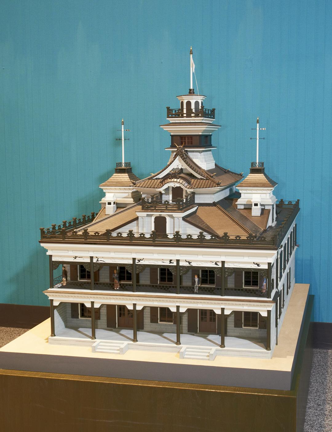 常設展 5階 - 江戸東京博物館