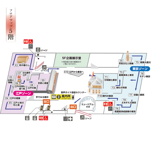 常設展 江戸東京博物館
